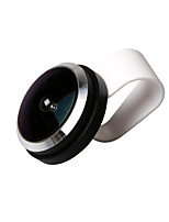 Mobile phone APL - FE235 super fisheye lens General external effects fisheye photograph