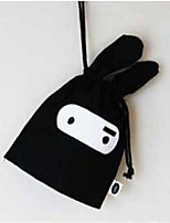Lovely Cloth Art Receive A Bag Mouth Beam Receive Bags Grocery Bag Daily Sorting Bags