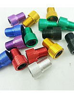 Color Aluminum Alloy Nozzle Rotary American Mouth Bicycle French Switching Nozzle Head