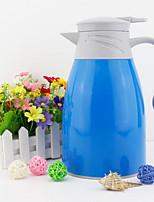 caramelos continental crisol de aislamiento de las casas de color de gran capacidad pote termo revestimiento de vidrio de café