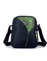 Men Nylon Sports / Outdoor Shoulder Bag