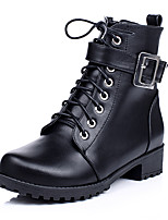 Women's Shoes Fashion Boots / Combat Boots / Round Toe Boots Office & Career / Dress / Casual Platform