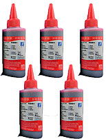 Quantity:a Pack of 5,Red ink,Suitable for HP 816 HP817 678 960 901 46