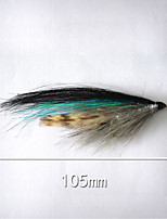 1 pcs Hard Bait Blue 5 g Ounce,105 mm/4-1/16