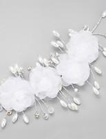 Vrouwen Licht Metaal Helm-Bruiloft / Speciale gelegenheden Bloemen 1 Stuk
