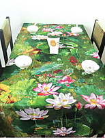Mélange Lin/Coton Carré Nappes de table