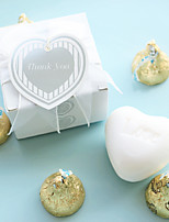 White Heart Soap Bridesmaids Shower Beter Gifts® Bridal Shower Wedding Favors