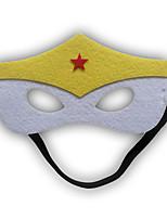 Girls / Boys Cartoon Hero / Halloween Mask, All Seasons Polyester Grey