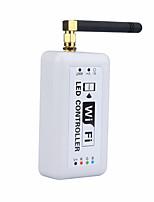 1pcs smart contrôle de l'application rgb wifi conduit contrôleur DC12-24V max 12a