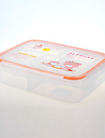 Durable Lunch Box Big Food Storege Container 2500ml