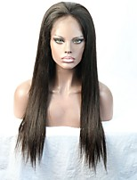 8A Grade 100% Human Hair Silky Straight Glueless Full lace Wig/ Lace Front Wig