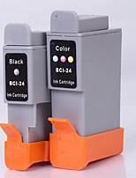 применимо Canon i250 i255 принтер, картридж с чернилами черного цвета (совместимый), один цвет + один черный