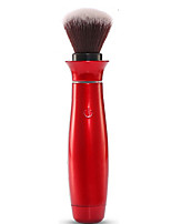 1 Other Brush Synthetic Hair Portable Plastic Others