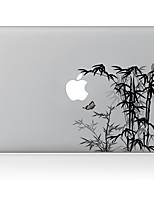 Bamboo Decorative Skin Sticker for MacBook Air/Pro/Pro with Retina