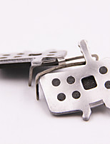 Frenos de bicicletas y piezas(plateado,aluminio / Aluminio 6061 / sintético) -Bremsbelag