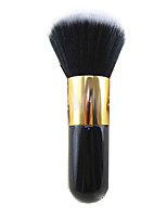 1 Blush Brush Nylon Portable Wood Face Others