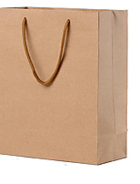 Kraft Paper Bags Portable Universal Kraft Paper Bags Kraft Paper Bag FactoryCustomized Advertising Package A Five