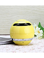 Mobile Phone Hands-Free Wireless Bluetooth Speakers, Round Portable Mini Car Speakers