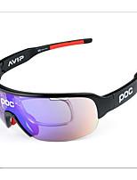 poc deportes medio marco de los vidrios vidrios de montar multifuncional gafas de arena hombres y mujeres de la moda