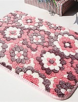 Country Style 1PC Polyester Thickening Bath Rug 15