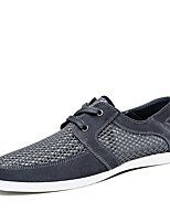 New Style Men's Hollow High Quality Breathable Mesh Flat Shos for Walking