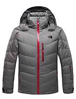 The North Face Men's Down 3 In 1 Jacket Outdoor Sports Trekking Camping Hiking Waterproof Windproof Full Zipper Jackets
