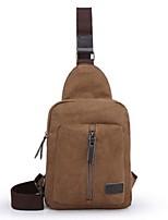 Unisex Canvas Casual Sling Shoulder Bags