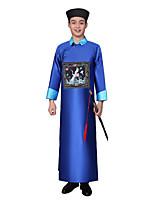 Costumes de Cosplay / Costume de Soirée Esprit / Zombie / Vampire Fête / Célébration Déguisement Halloween Rouge / Noir / Jaune / Bleu