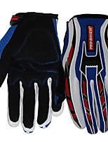 Motorcycle Riding Gloves Nontoxic Odorless Water Resistant Breathable Slip Drop Resistance