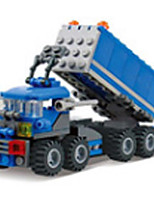 Jouets Pour les garçons / Blocks Puzzle Toy / Métal / Plastique Tous Bleu