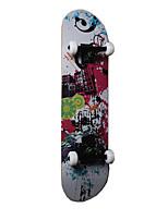 Classic Skateboard(53*36mm) White/Black