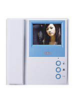 Building Intercom 4.3 -inch Color Visual Doorbell