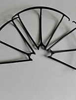 MJX X600  Black Plastic Propeller Guards 1 Piece