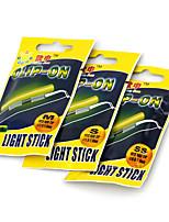 Anmuka 2PCS CLIP-on Stick Fishing Luminous Lightstick Float Rod Lights Dark Glow Stick Useful Lots Drop Shipping