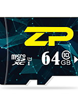 zp 64gb UHS-I U1 / klasse 10 microSD / microSDHC / microSDXC / tfmax lezen speed80 (mb / s)