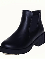 Women's Boots Fall / Winter Wedges / Riding Boots / Fashion Boots / Bootie / Combat Boots / Round Toe / Office