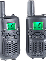 Walkie Talkie Gifts for Kids 8 Channels PMR 2 Way Radio Up To 5KM UHF Handheld Walkie Talkie(Pack of 2)