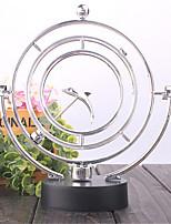 Electrodeless Wiggler Magnetic Celestial Perpetual Momentum Conservation Newton Pendulum Ball Desktop Decoration