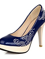 Women's Shoes Microfibre Spring / Summer / Fall Heels Heels Wedding / Office & Career /  Dress / Casual Stiletto Heel