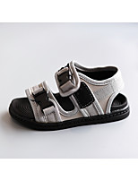 Boys' Shoes Casual   Sandals Summer Sandals / Open Toe Others Black / Gray