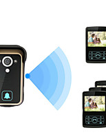 Can Be Monitored Remotely Lock Remote Doorbell
