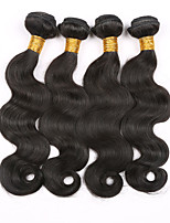 Brazilian Virgin Hair Body Wave 4 Bundles eunice Hair Brazilian Body Wave 7A Grade Unprocessed human hair weave
