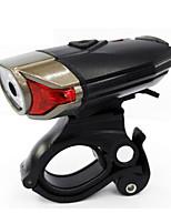 Bike Light,Headlamps-1 Mode 400 Lumens Easy to Carry Cell Batteriesx1 Battery Cycling/Bike Silver / Black Bike HJ