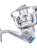 Metal  Fishing Spinning Reel 6 Ball Bearings  Exchangable Handle-FA3000