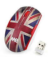 Wireless Mouse 2.4G Receiver Silent Quiet Mouse For Computer PC Laptop Desktop  Colorful