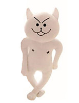 Funny Nerve Cat Plush Toys Pillow Doll Creative Personality Gifts