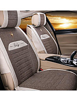 The New Flax Car Cushion Car Seat General Four Pad