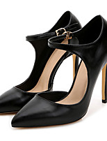 Women's Sandals Spring / Summer / Fall Heels / Pointed Toe PU Party & Evening / Dress / Casual Stiletto Heel