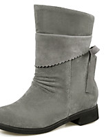 Women's Shoes  Snow Boots / Fashion Boots Boots Outdoor / Office & Career / Casual Chunky Heel Others &HQ353