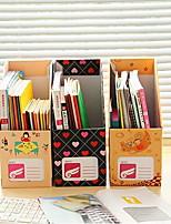 Desktop Shelf Paper Document Storage Box
